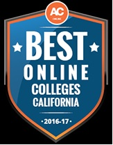 Best Online Colleges In California For 2016-2017