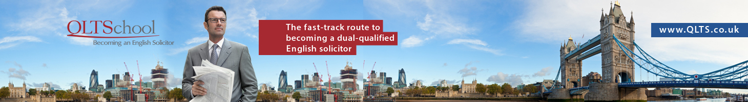How to Become an English Solicitor in Just a Few Months Through the