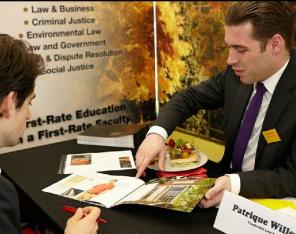 "LL.M. Fair ""Meet the U.S. Law Schools"", May 10, 2014 in Cologne"