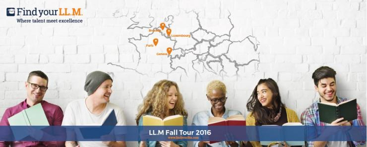 How an LL.M. fair could change your life!