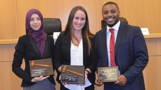 Sabha Salamah 2L Wins Advocate of the Year Competition