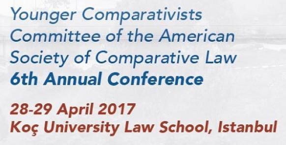 The American Society of Comparative Law 6th Annual Conference