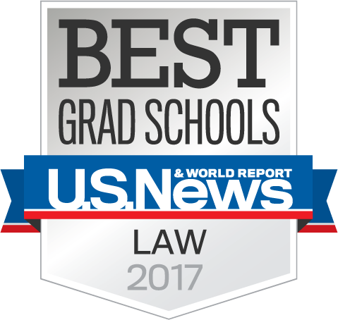 2017 Best Law Schools in Dispute Resolution
