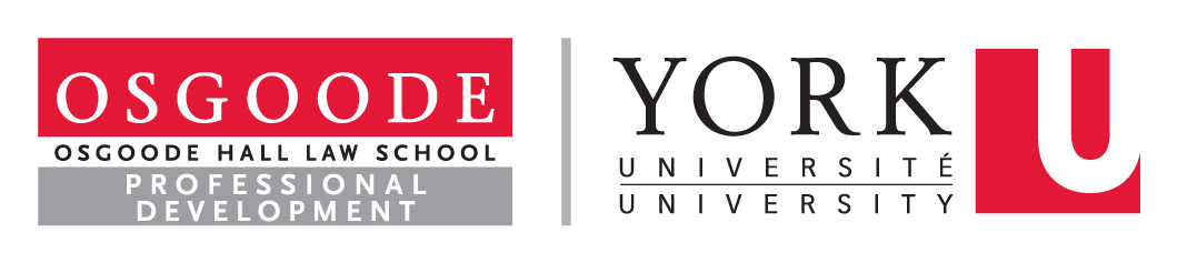 Osgoode Professional Development, Osgoode Hall Law School of York University